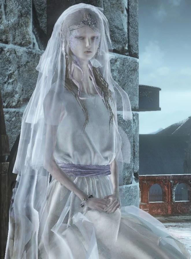 Cosplay Dark Souls 3 Yorshka