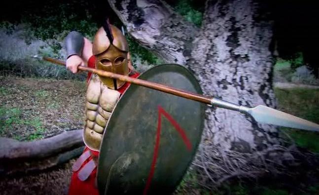 Spartan  Deadliest Warrior Wiki  FANDOM powered by Wikia