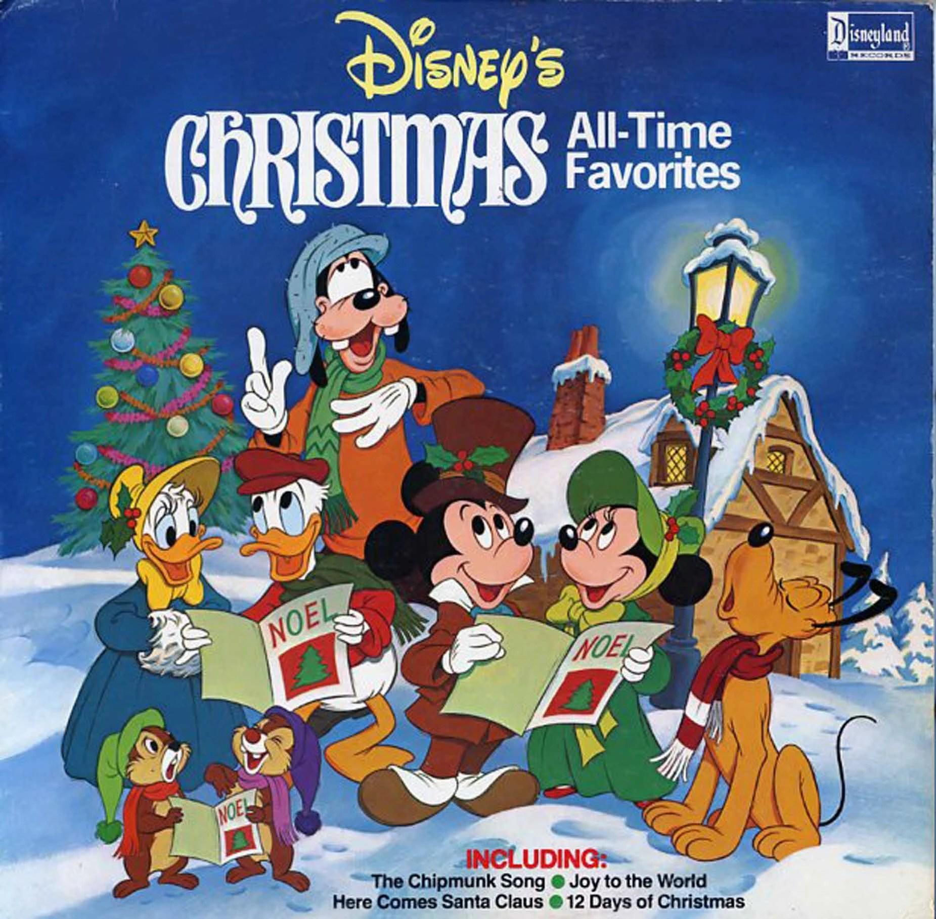 Disneys Christmas All Time Favorites Disney Wiki