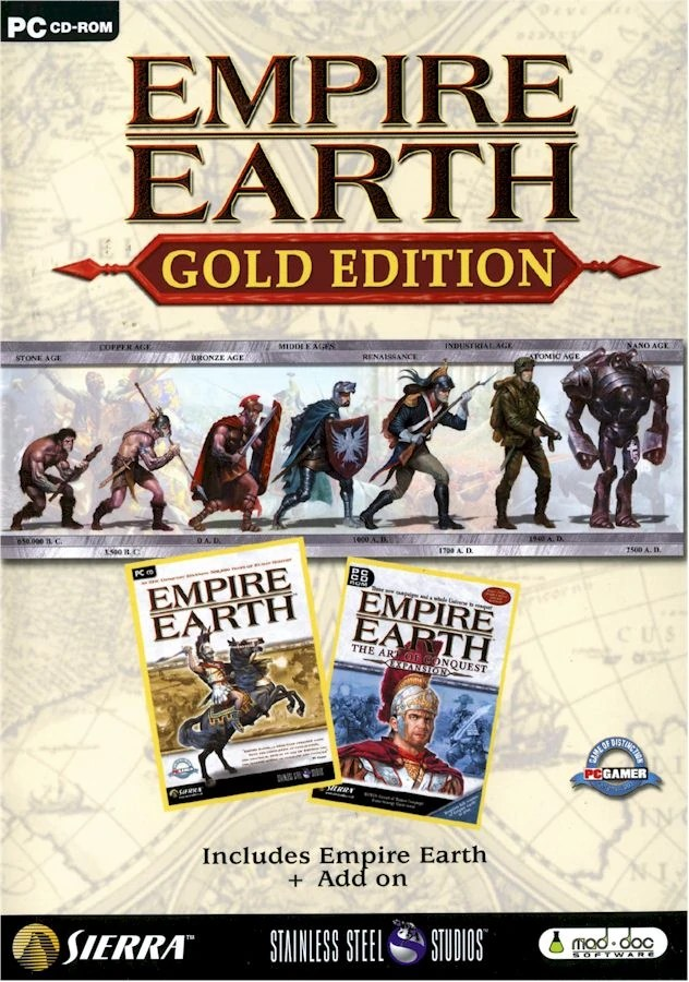 Empire Earth Mod : empire, earth, Empire, Earth, Series, Toribash, Community