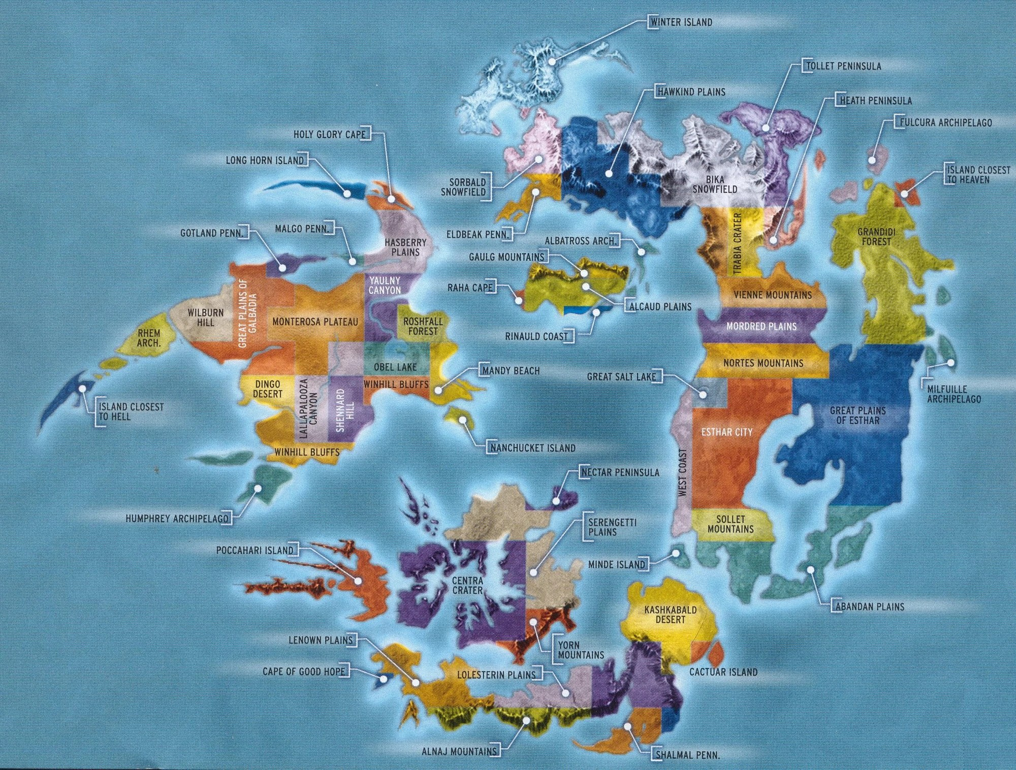 20 Ff 9 Map Pictures And Ideas On Stem Education Caucus