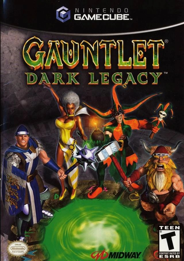 Gauntlet Dark Legacy Gauntlet Fandom Powered By Wikia