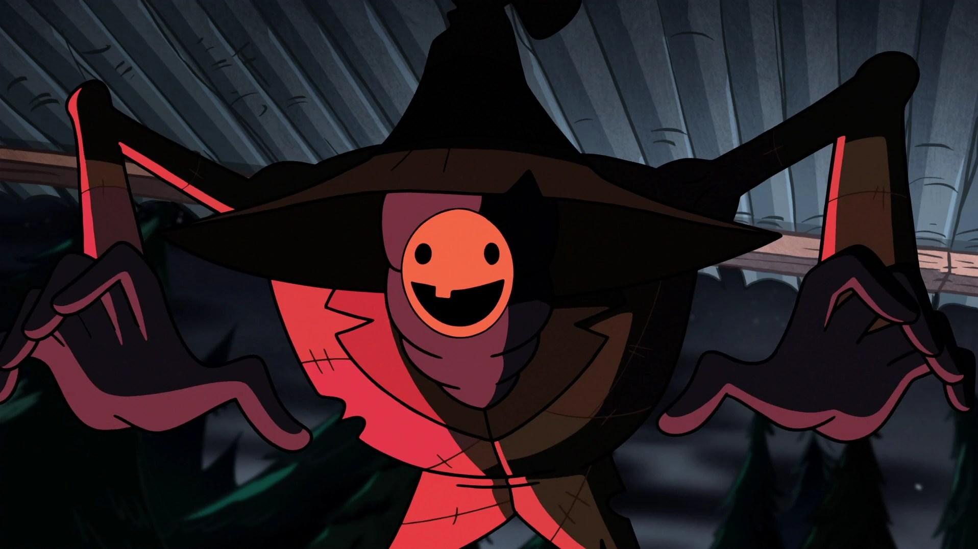 I Eat Kids Wallpaper Gravity Falls Summerween Trickster Halloween Specials Wiki Fandom