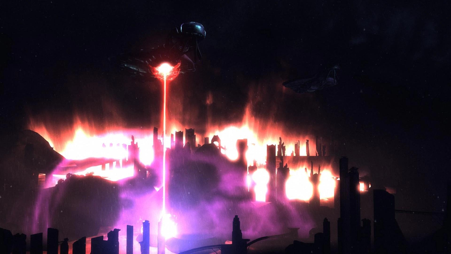 Halo Wallpaper Fall Of Reach Raid On New Alexandria Halo Nation Fandom Powered By Wikia