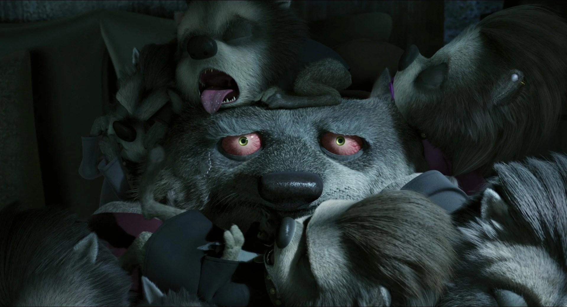 Hotel Transylvania Winnie Werewolf