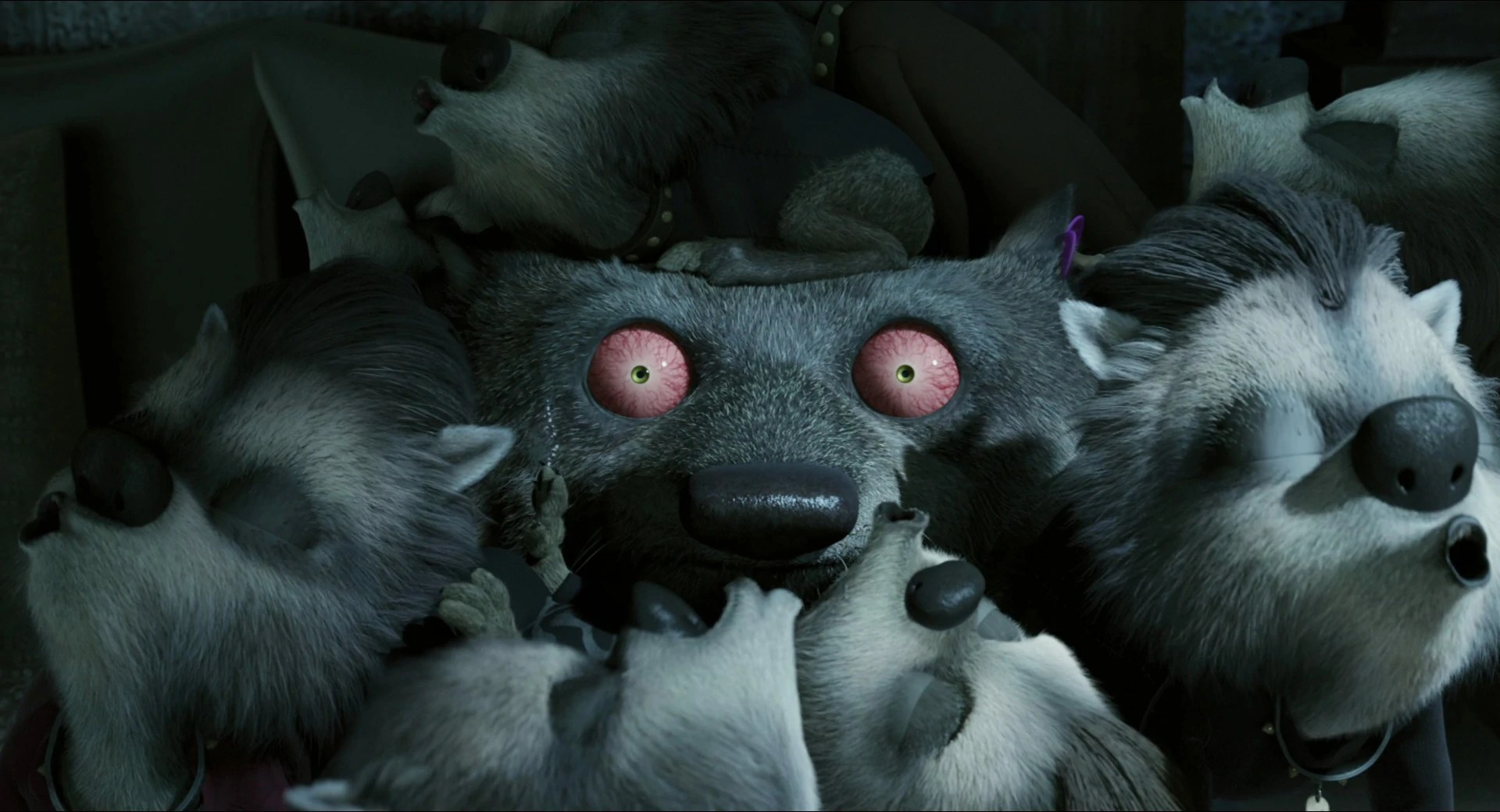 Hotel Transylvania Werewolf