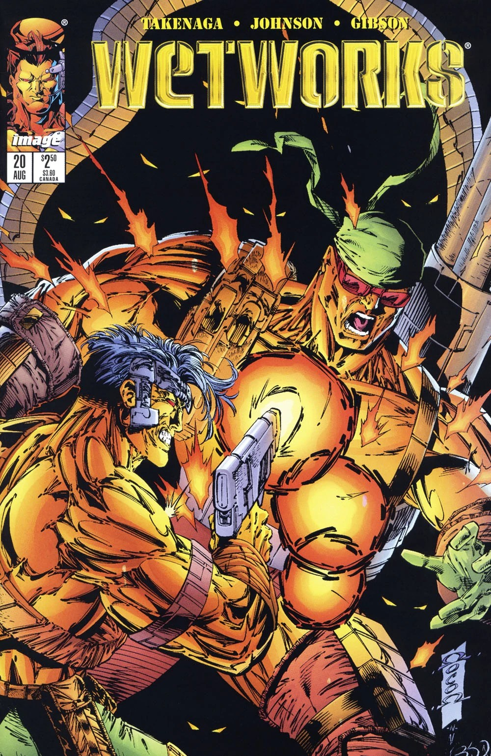 Wetworks Vol 1 20  Image Comics Database  FANDOM powered by Wikia