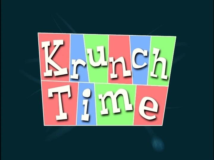 Jimmy Neutron Krunch Time