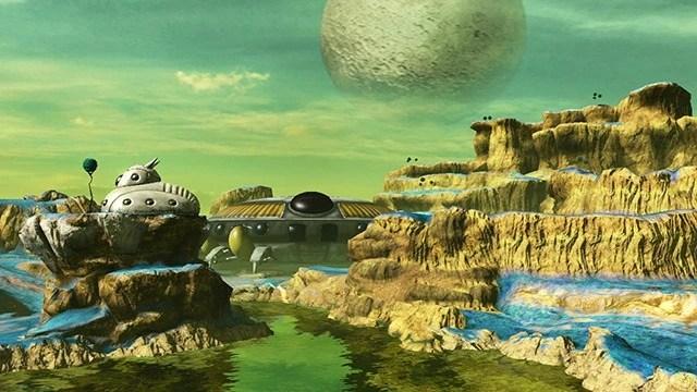 Planet Namek Joke Battles Wikia Fandom Powered By Wikia