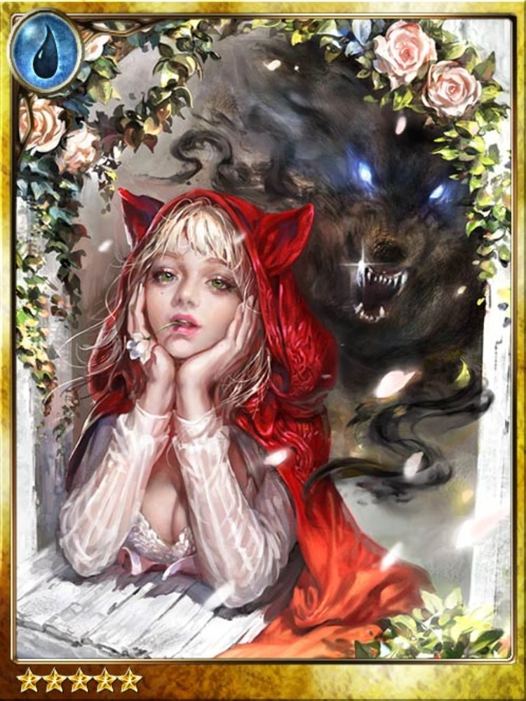 Fantasy Wallpaper Little Girl Blood Soaked Red Hooded Girl Legend Of The Cryptids Wiki