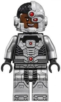 Cyborg - Brickipedia, the LEGO Wiki