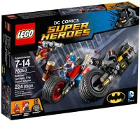 76053 Gotham City Cycle Chase | Brickipedia | FANDOM ...
