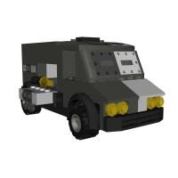 Two-Face's Armored Truck | LEGO Batman Wiki | Fandom ...