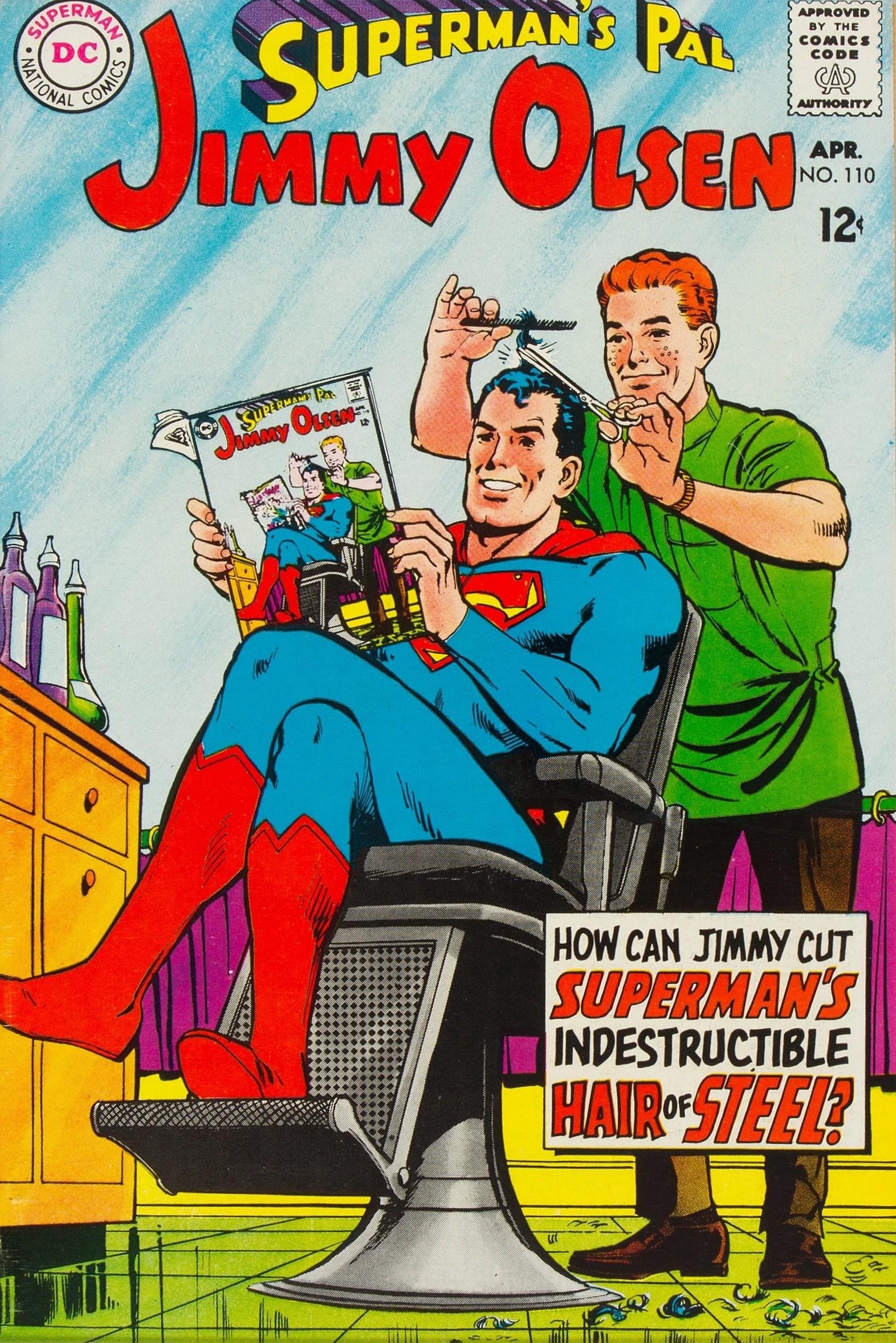 superman's pal jimmy olsen vol