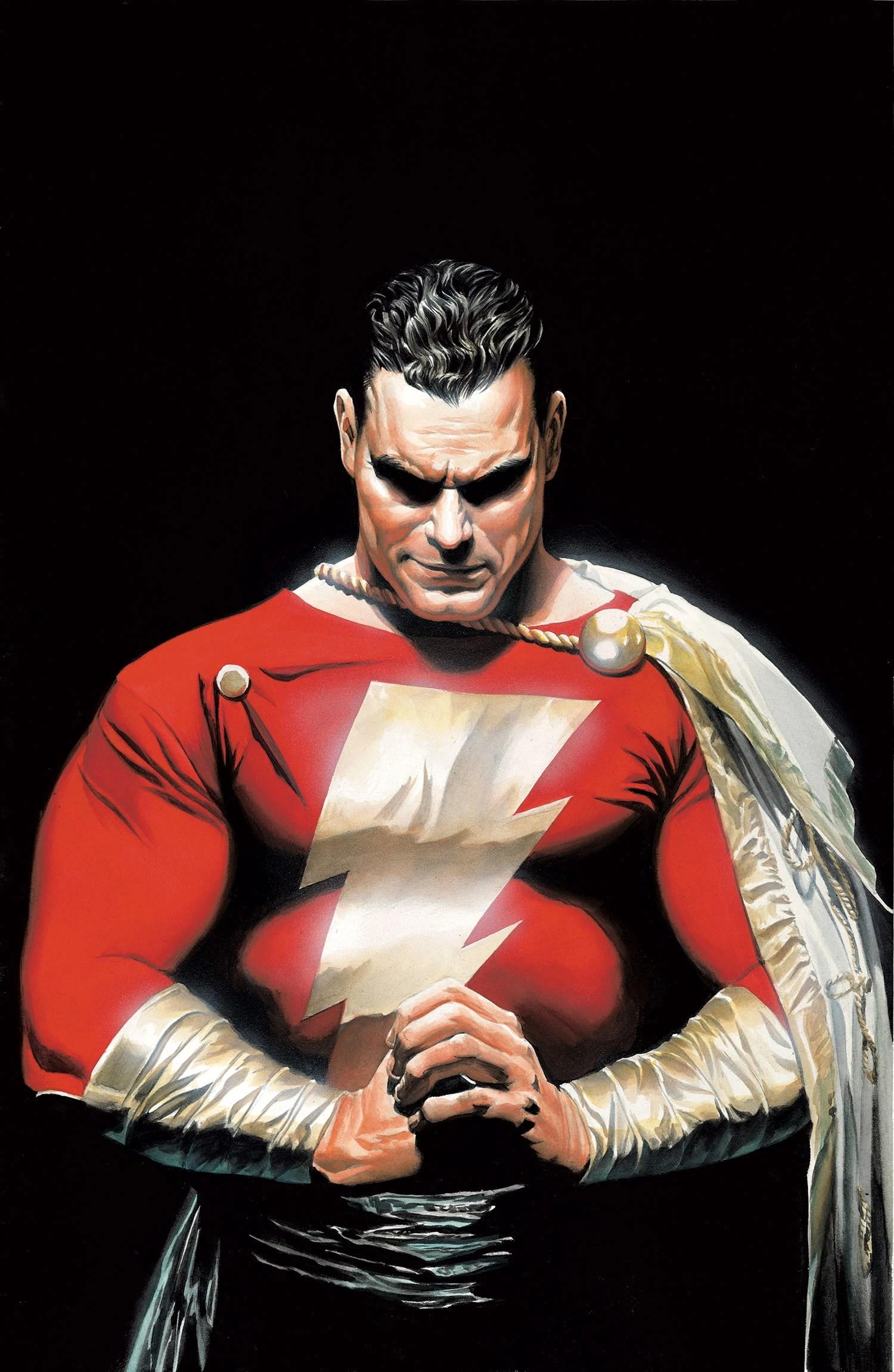 Captain Marvel Dc Database Fandom Powered By Wikia