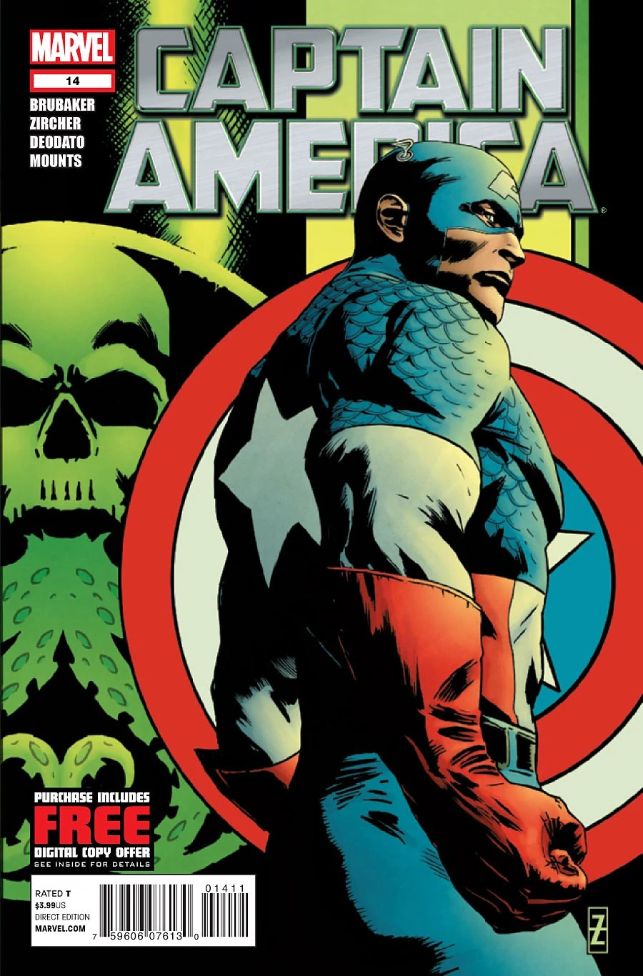 Captain America Vol 6 14  Marvel Database  FANDOM
