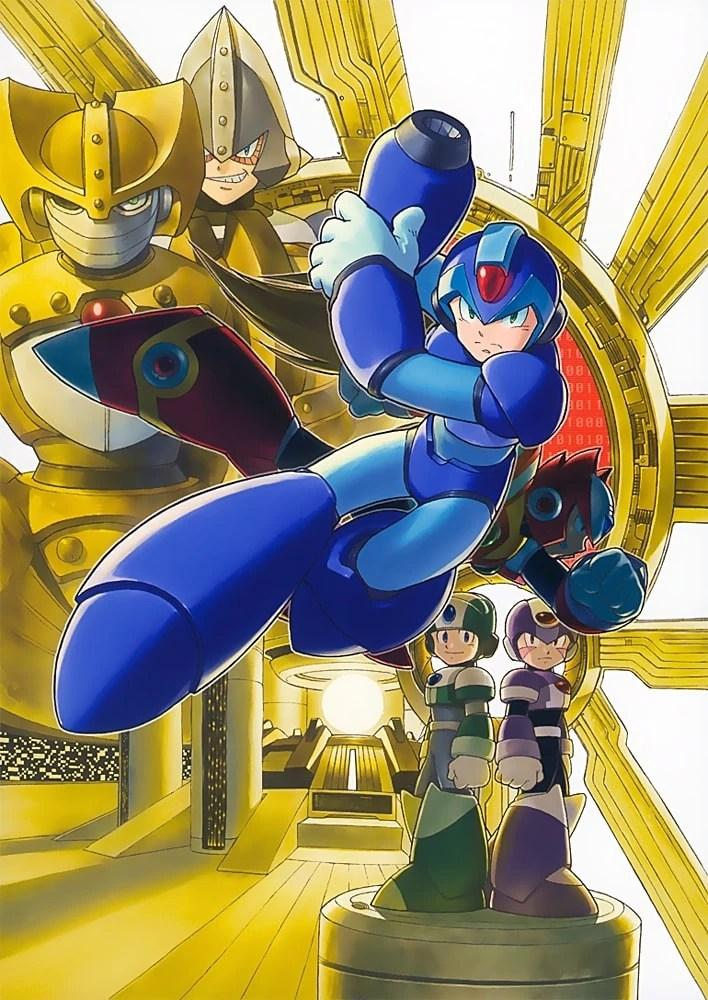Anime Devil Wallpaper Mega Man Xtreme Mmkb Fandom Powered By Wikia
