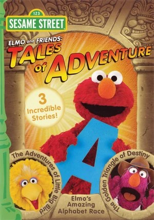 Elmo and Friends Tales of Adventure  Muppet Wiki