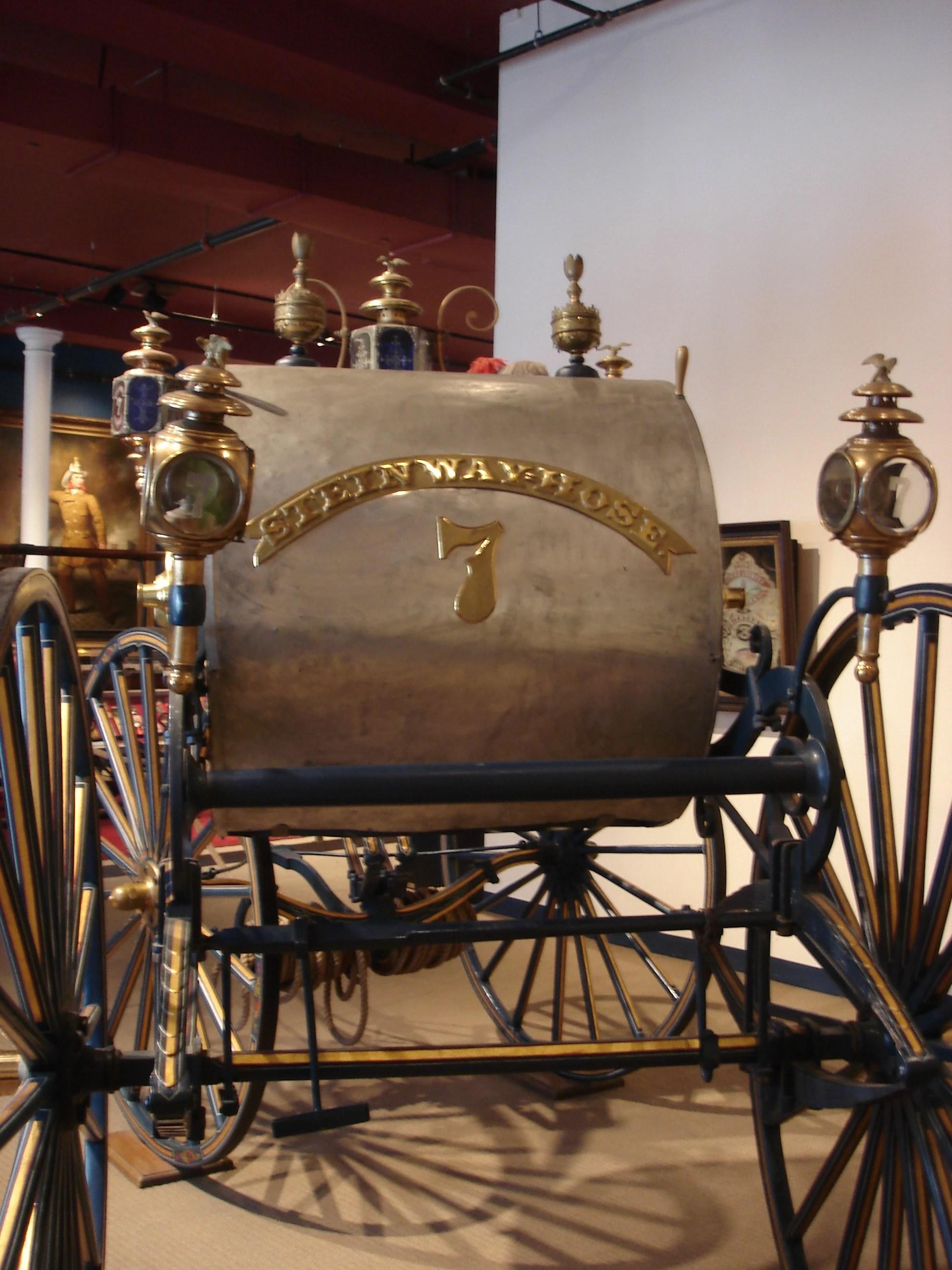 York City Fire Museum Museums Fandom Powered Wikia
