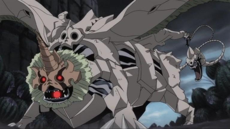 Image Chimera Jutsupng Narutopedia Fandom Powered