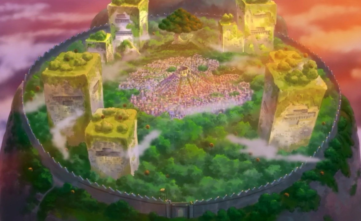 Zou | One Piece Wiki | FANDOM powered by Wikia