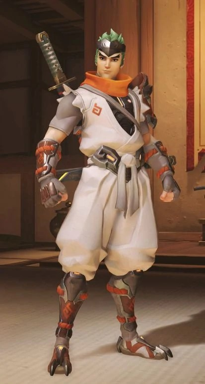 Image Genji Young Genjijpg Overwatch Wiki FANDOM Powered By Wikia