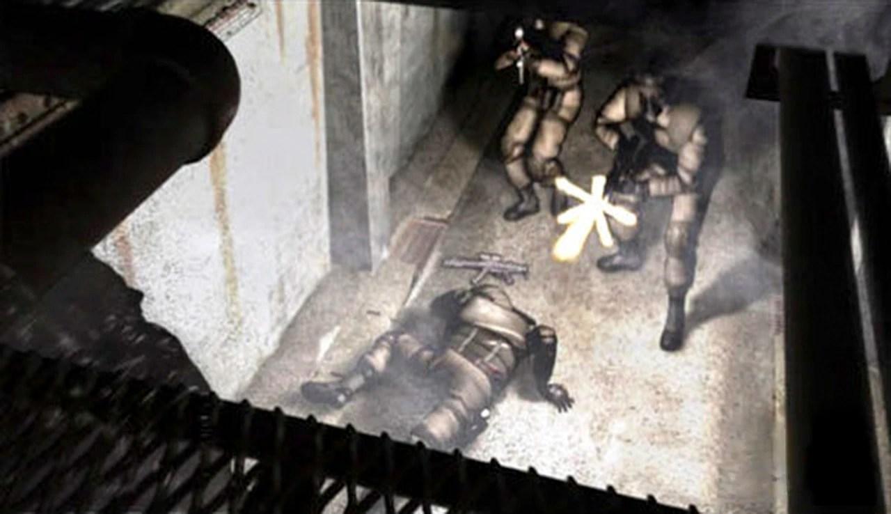USS Alpha Team Resident Evil Wiki FANDOM Powered By