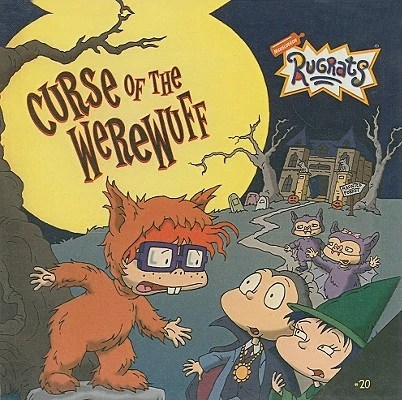 Curse of the Werewuff Book  Rugrats Wiki  FANDOM powered by Wikia