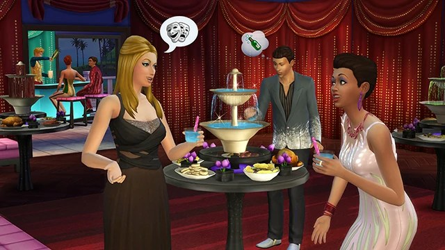 The Sims 4 Luxury Party Stuff  The Sims Wiki  Fandom