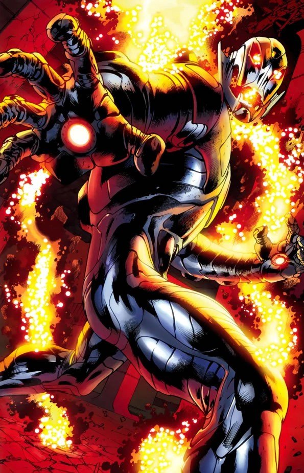 Ultron Earth 616 Spider Man Wiki FANDOM Powered By Wikia