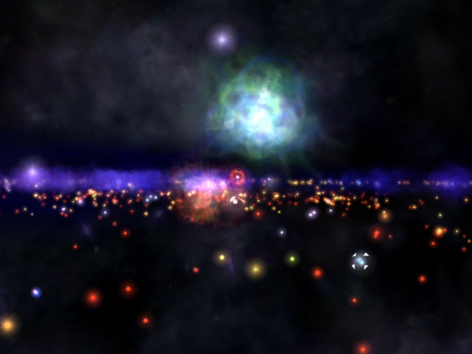 Tribal Cute Wallpaper Nebulae Sporewiki Fandom Powered By Wikia