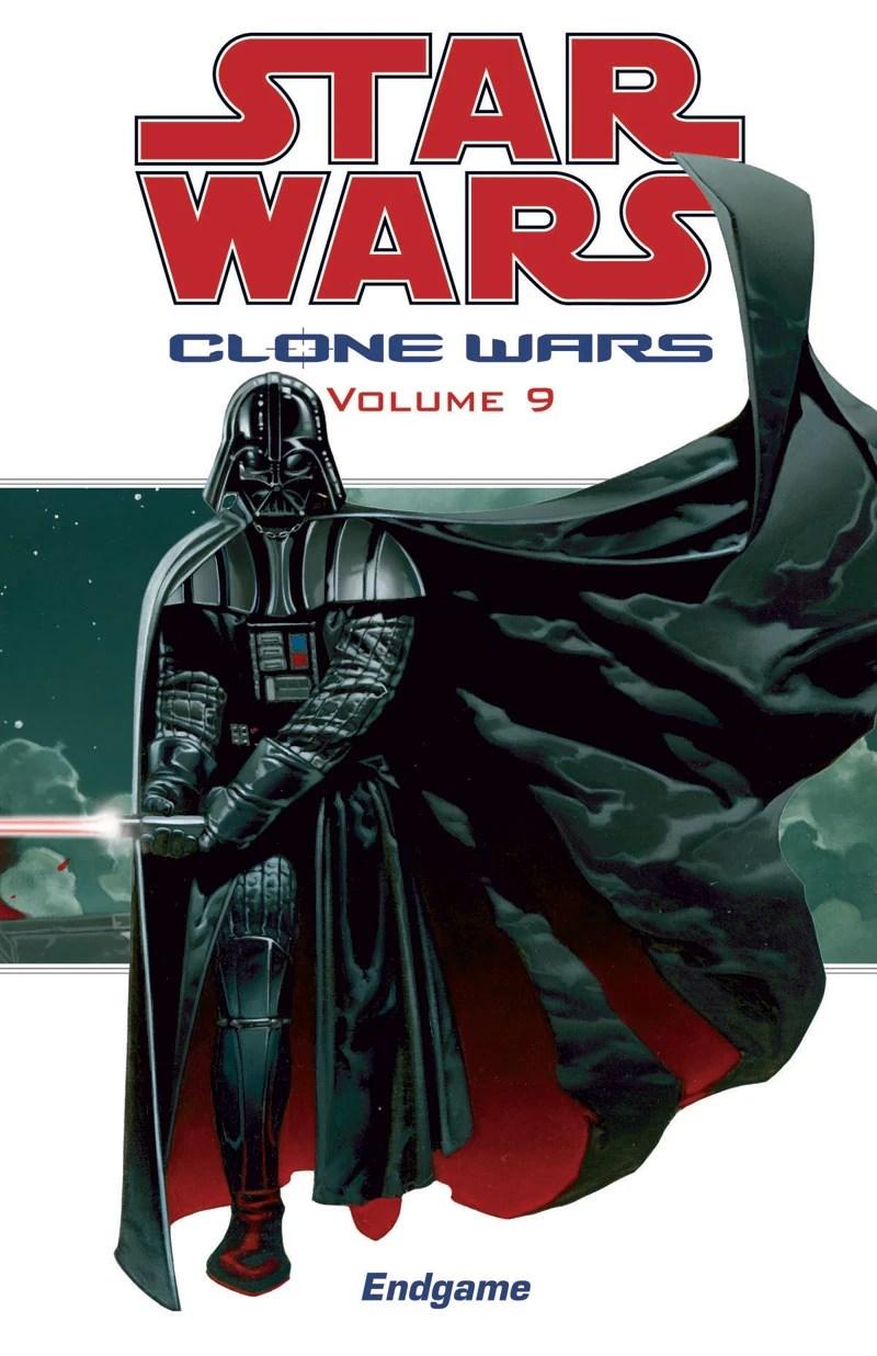 Star Wars Clone Wars Volume 9 Endgame Wookieepedia