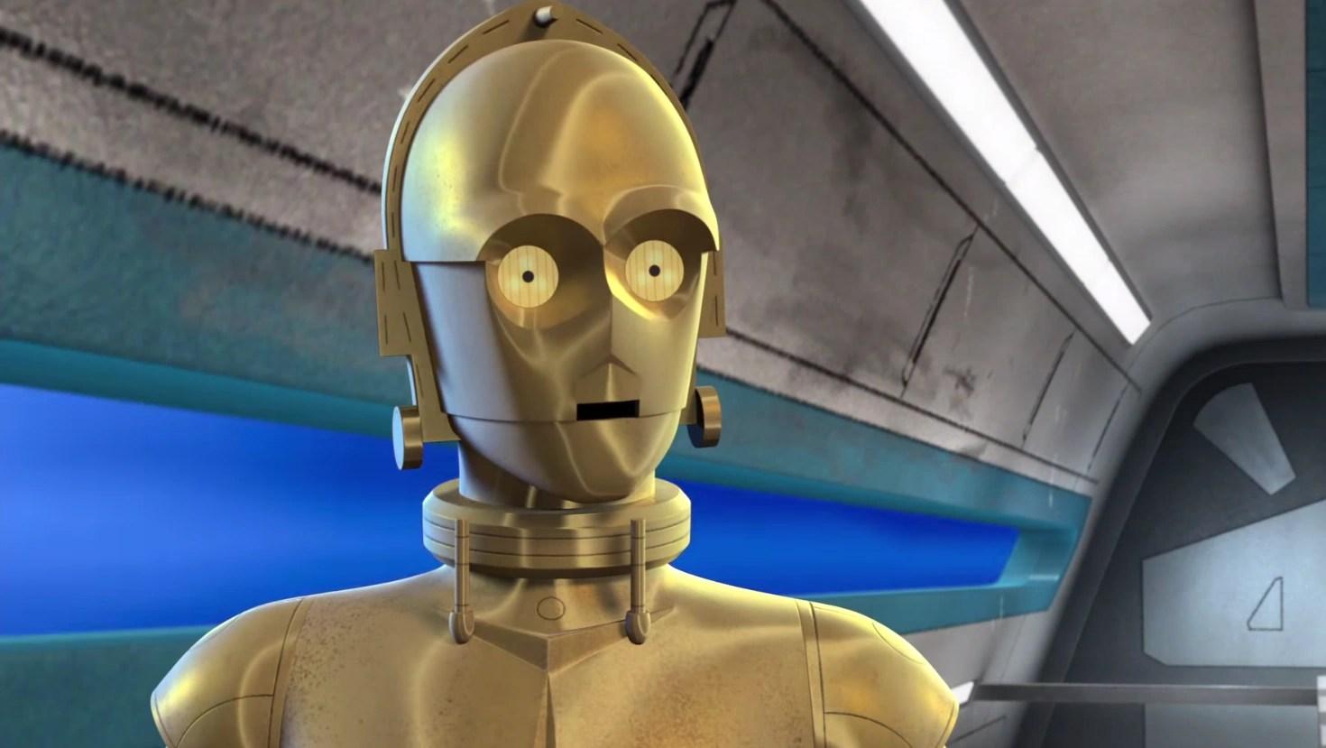 C 3PO Star Wars Rebels Wiki Fandom Powered By Wikia