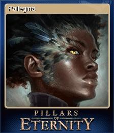Pillars Of Eternity Pallegina Steam Trading Cards Wiki