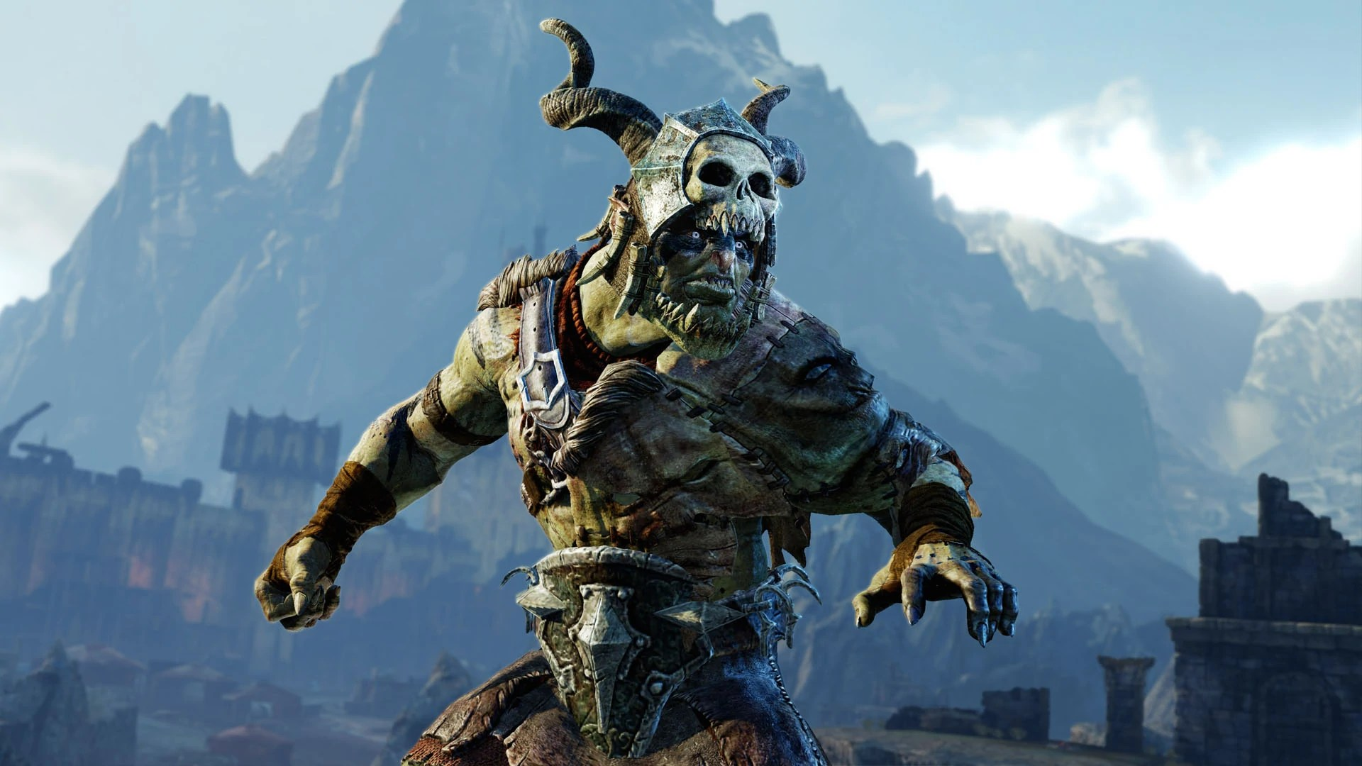 Middle Earth Shadow Of Mordor The Shaman Steam