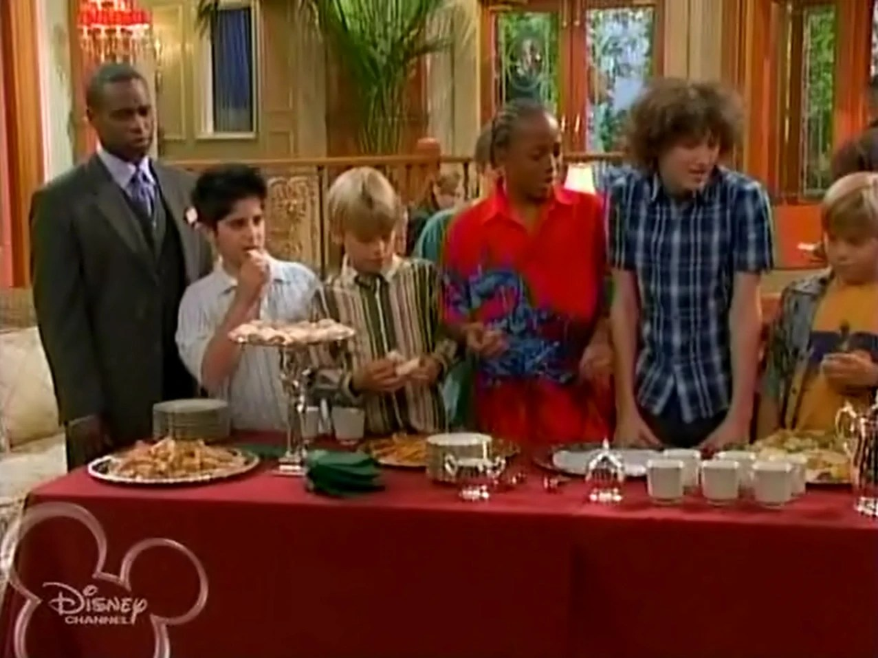 Suite Life of Zack and Cody Hotel
