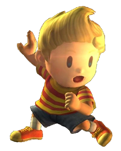 Lucas SSBU Super Smash Bros Fanon Fandom Powered By