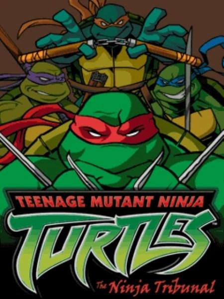 Teenage Mutant Ninja Turtles The Ninja Tribunal