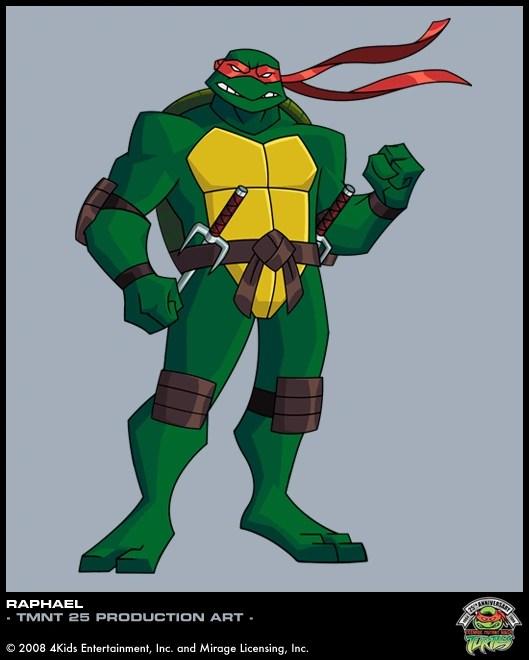 Raphael 2003 TV Series TMNTPedia FANDOM Powered By Wikia