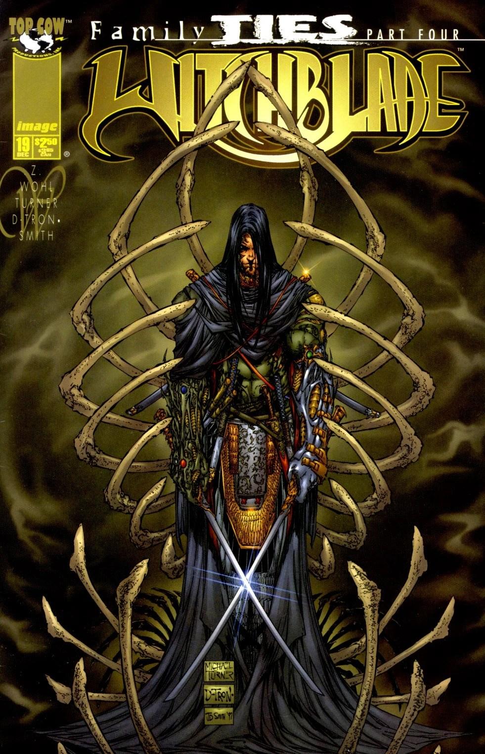 Witchblade 19 Top Universe Wiki Fandom Powered