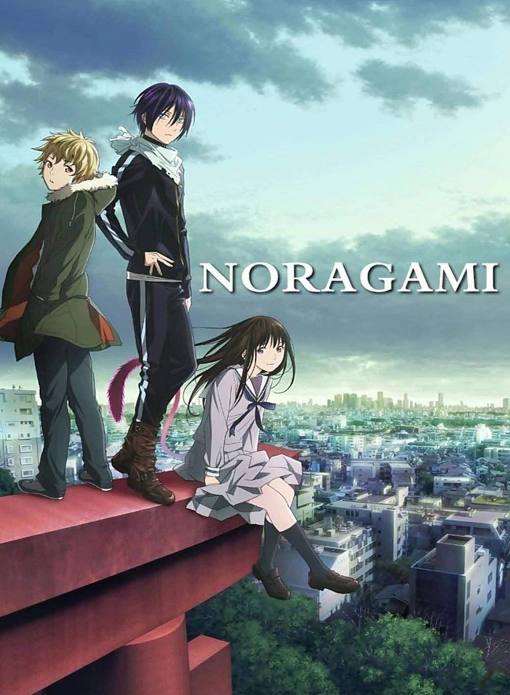 Noragami  Anime VoiceOver Wiki  FANDOM powered by Wikia