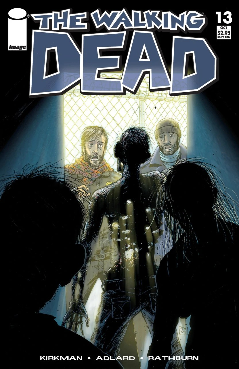 Issue 13  Walking Dead Wiki  Fandom powered by Wikia