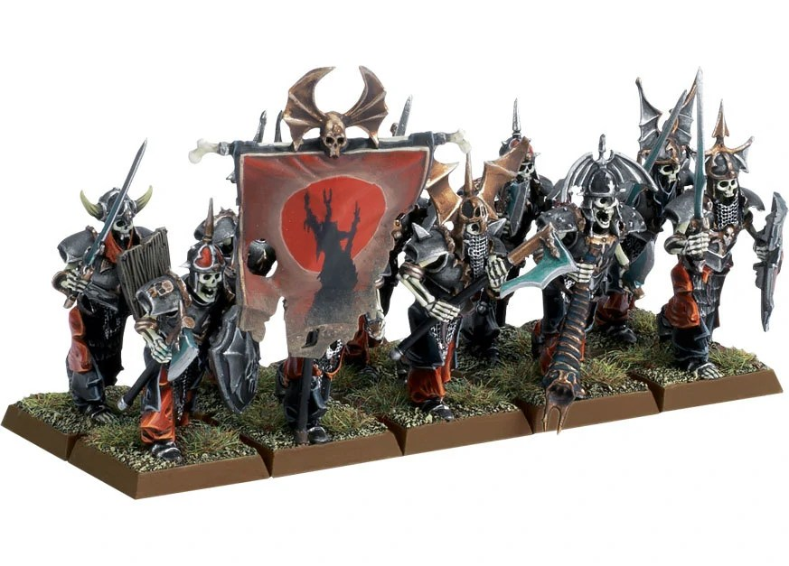 Grave Guard Warhammer Wiki Fandom Powered By Wikia