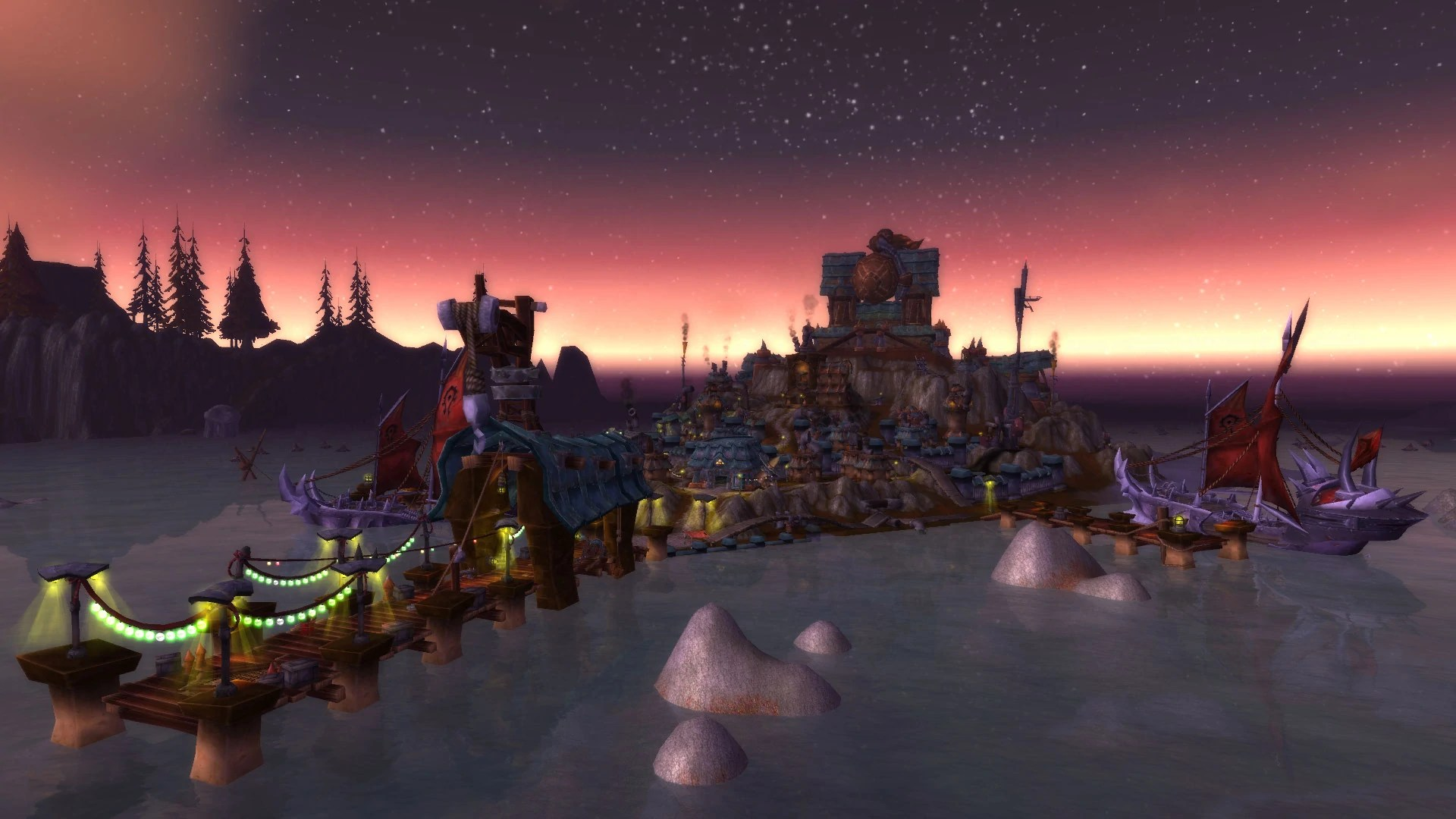 World Of Warcraft Wallpapers Hd Bilgewater Harbor Wowwiki Fandom Powered By Wikia