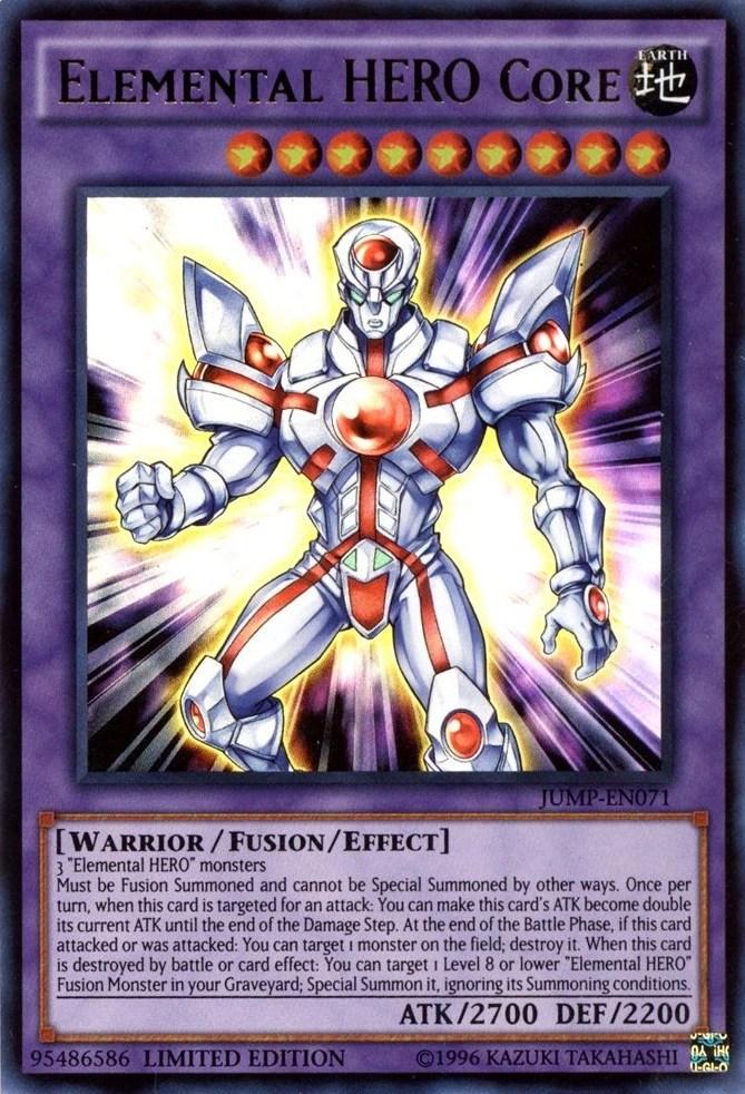 7 Level Elemental Oh Gi Yu Hero Gx