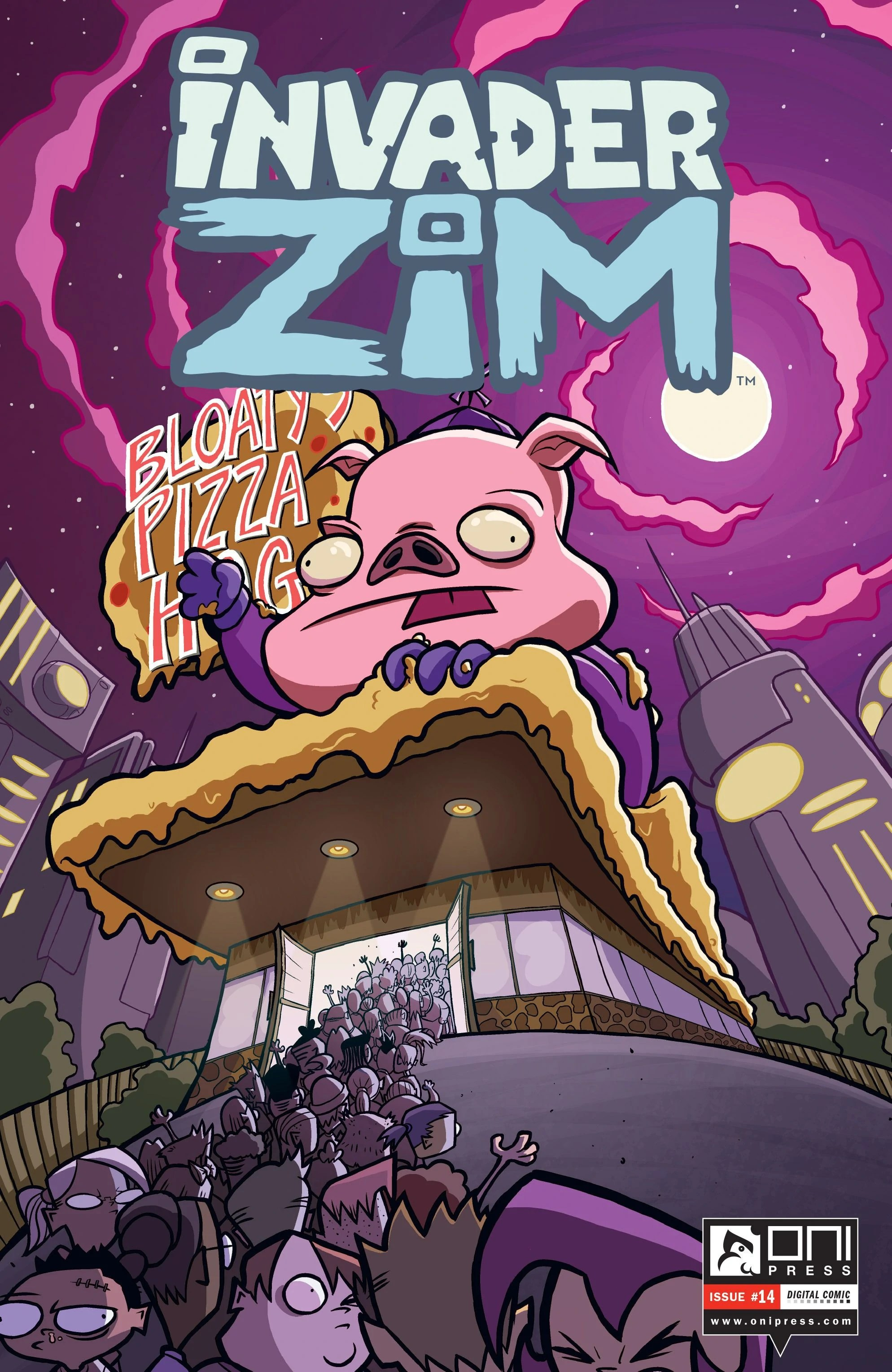 Issue 3 Invader Zim Wiki Fandom Powered By Wikia – Cuitan Dokter