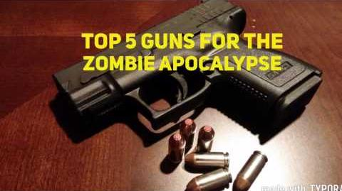 Firearms Zombiepedia Fandom Powered By Wikia