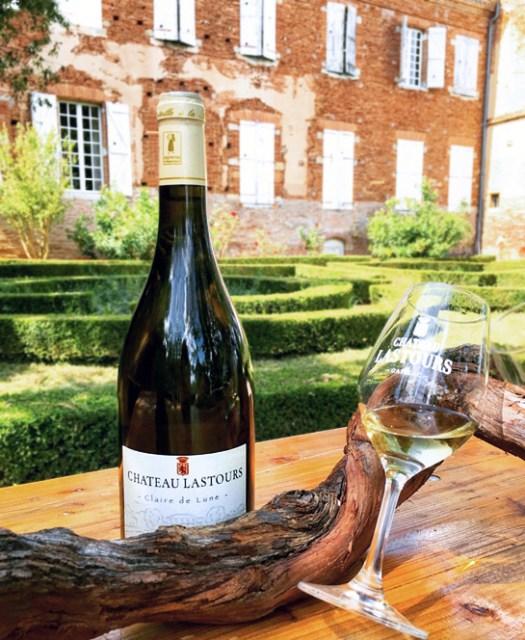 Claire de Lune - Château Lastours - Vins de Gaillac