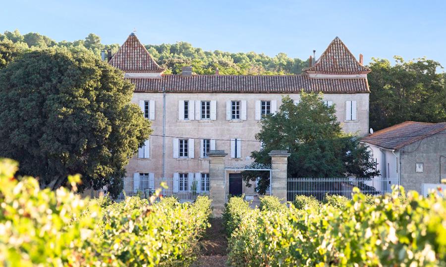 Vignobles Woillemont - Château de Marmorières