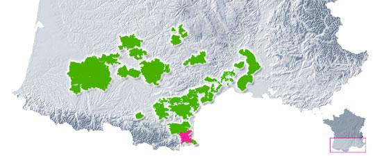 Côtes du Roussillon Villages Les Aspres